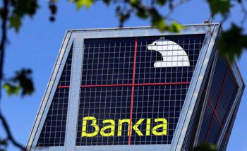 Sede de Bankia, antes Caja Madrid