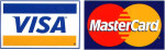 Tarjeta Visa o MasterCard