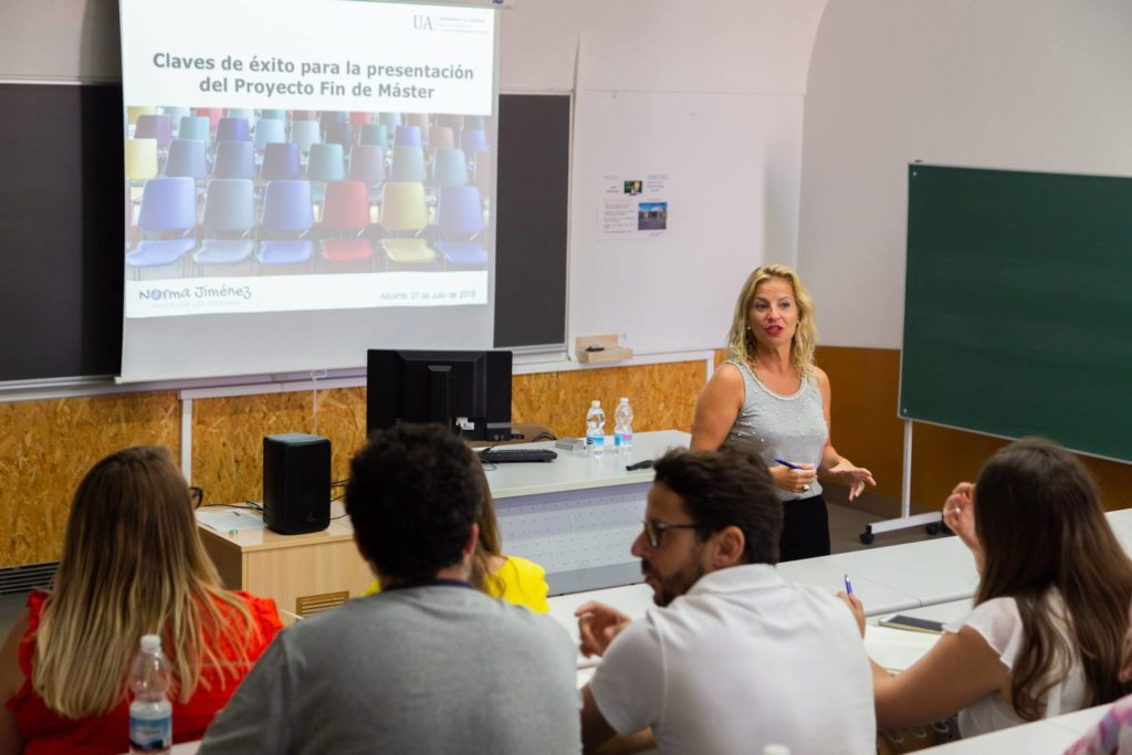 Norma Jiménez IO Academy