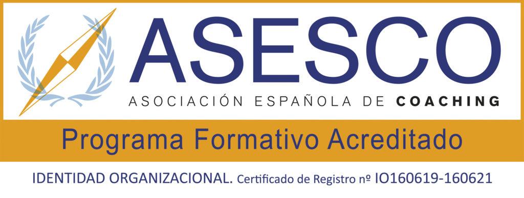 IDENTIDAD ORGANIZACIONAL Logo PROGRAMA FORMATIVO ACREDITADO. IO160619-160621