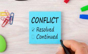 Resolver el conflicto IO